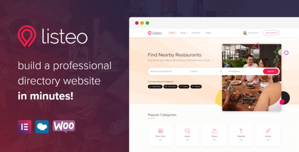 Nulled Listeo v1.6.05 - Directory & Listings With Booking WordPress